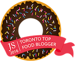 Food Blogger Badge