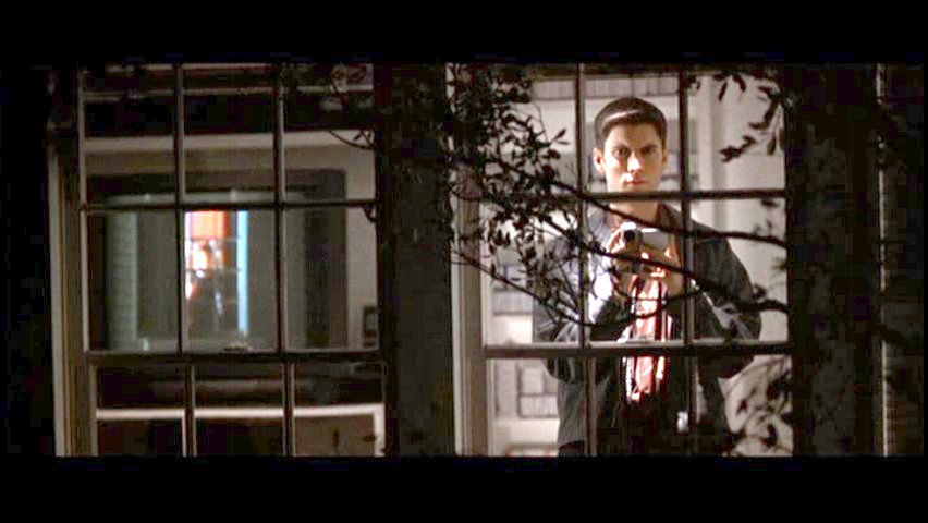 Wes Bentley in American Beauty was the worst neighbour