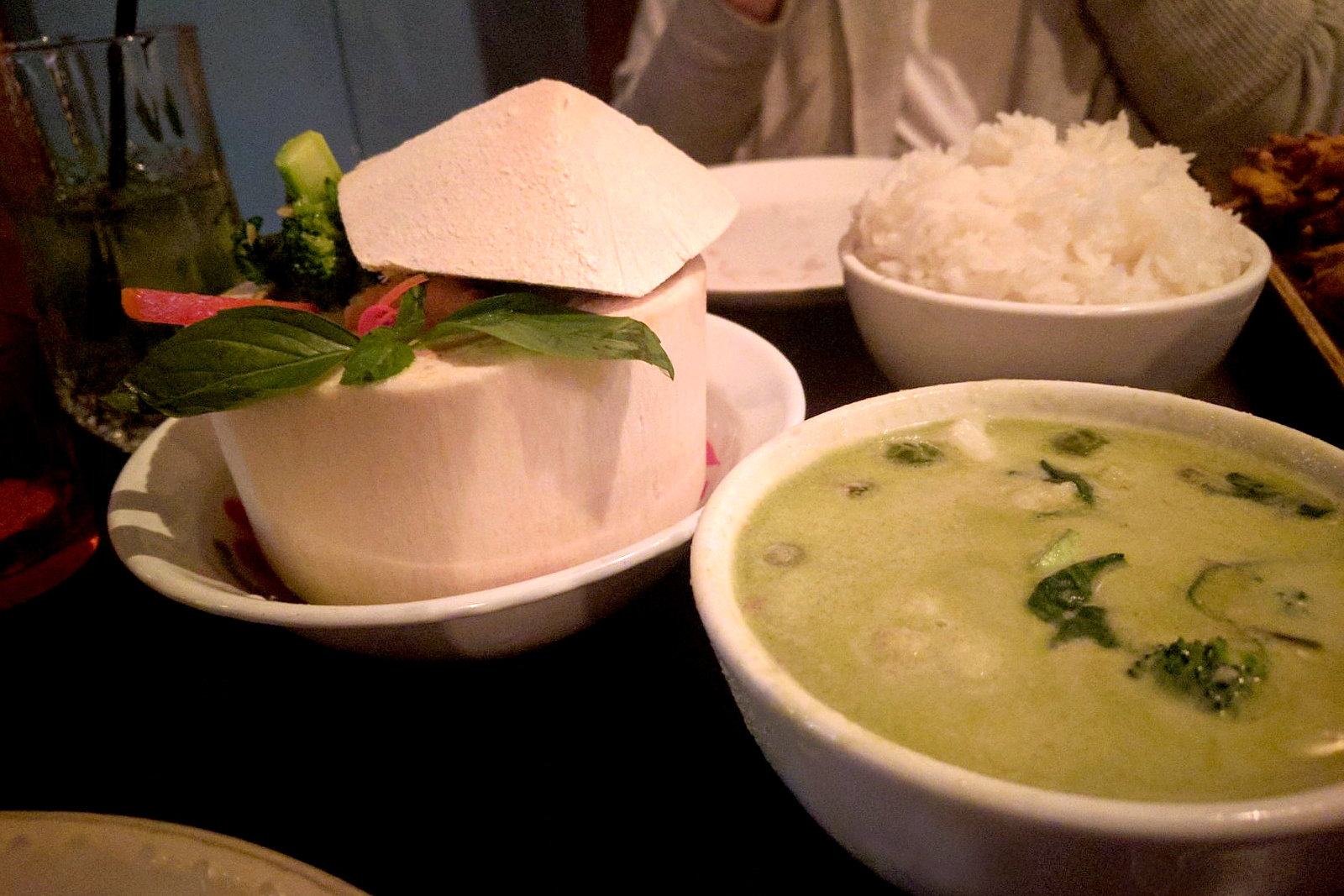 Green Curry by Pai