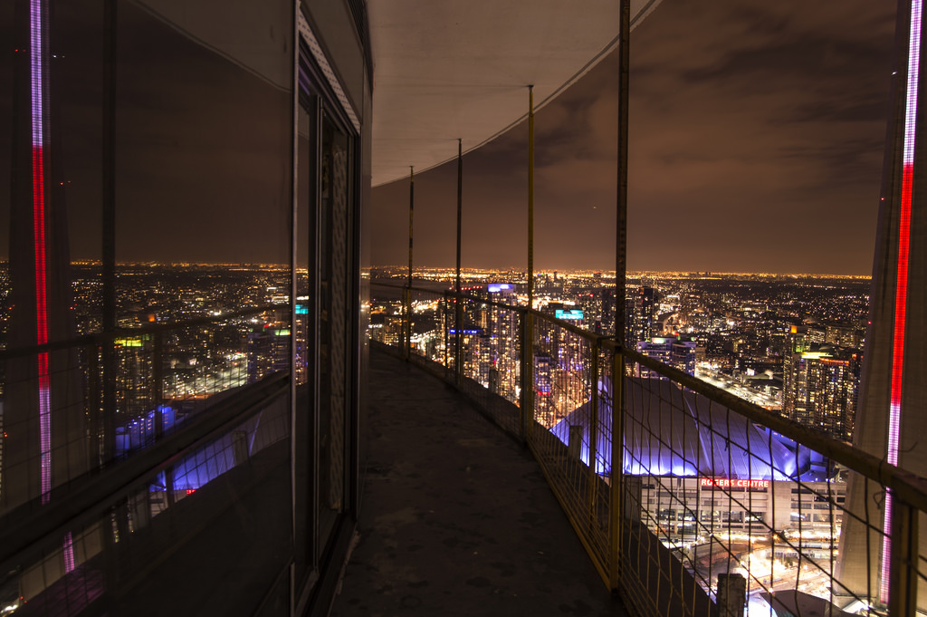 Balcony by Freaktography