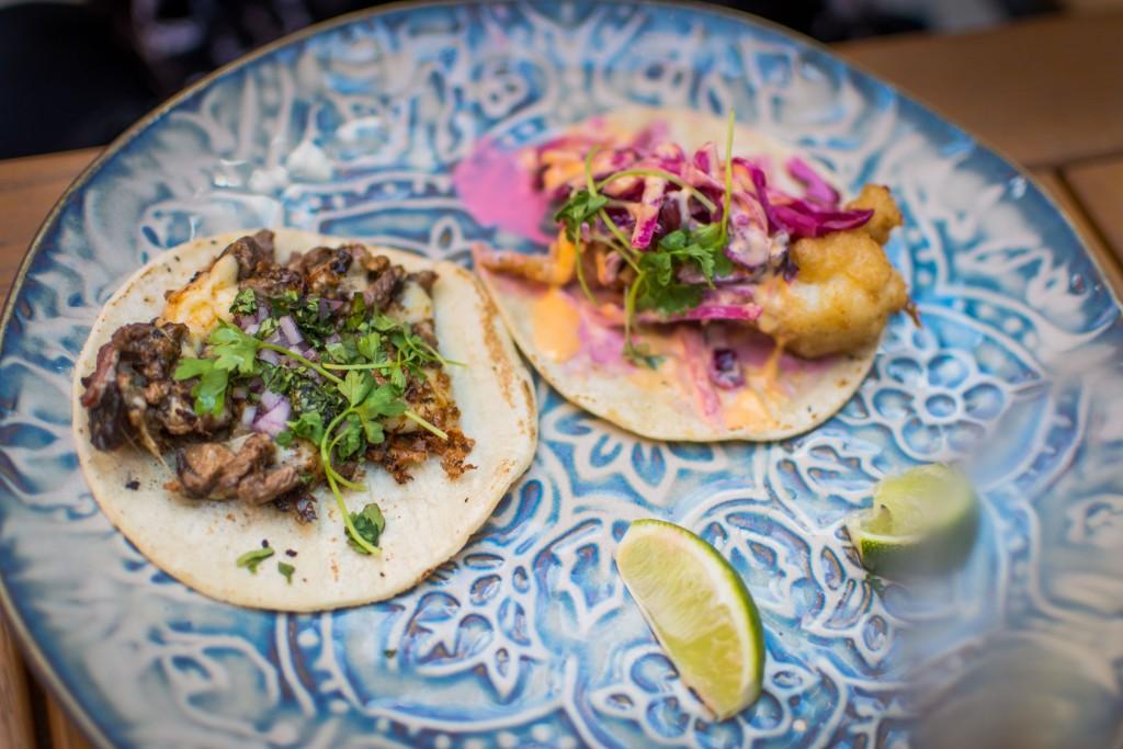 A bit of classic tacos can't hurt