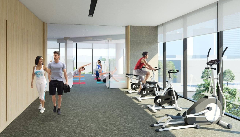 The Wyatt  fitness centre