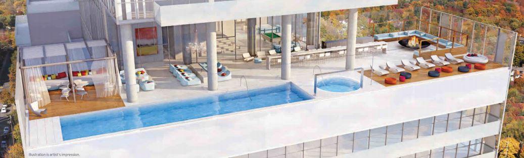 Redpath pool