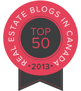 Top 50 Canadian Blog Badge