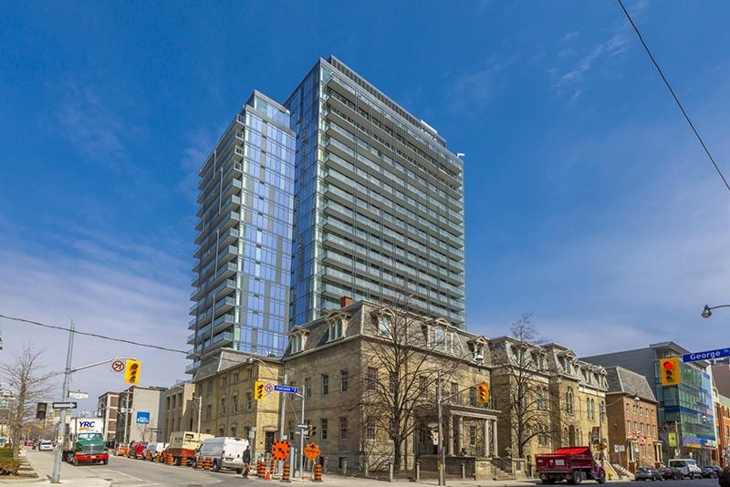 105 George Street - Unit 508 - Central Toronto - Moss Park