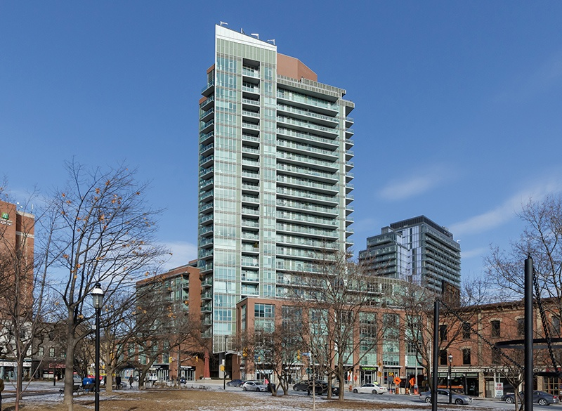 112 George Street, Suite S702 - Central Toronto - Moss Park