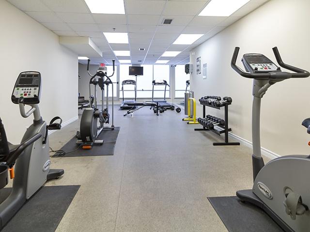 16 gym