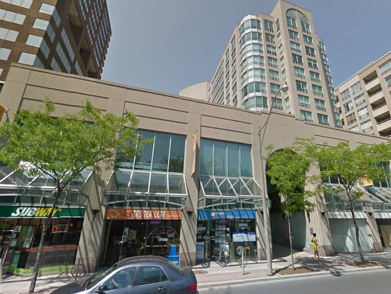 942 Yonge Street Penthouse 219 Central Toronto Annex