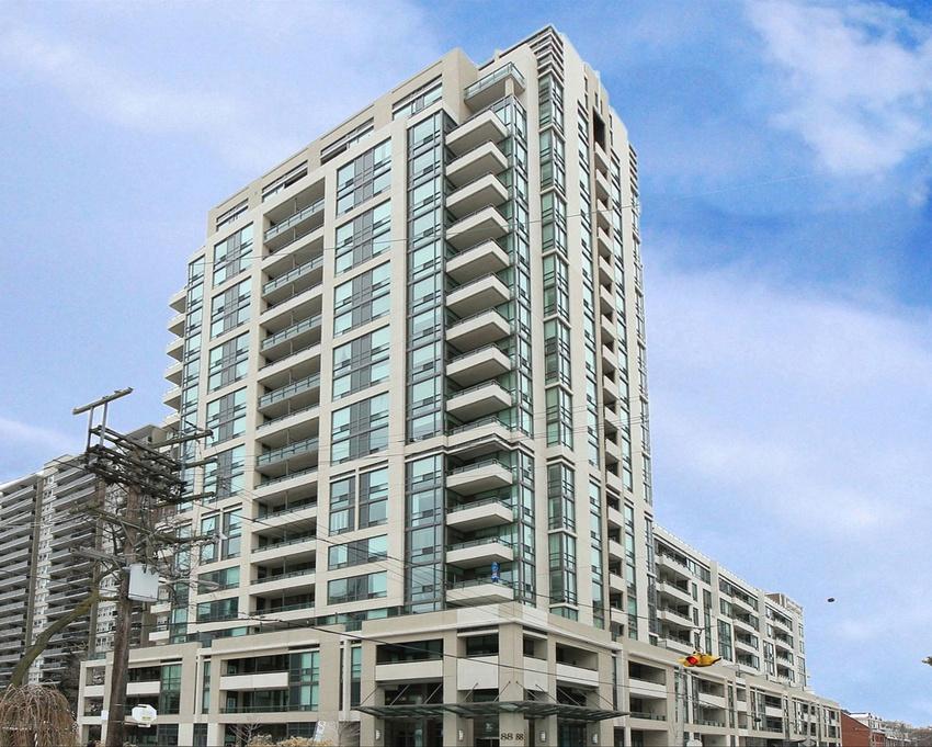 88 Broadway Avenue, Suite 2002 - North Toronto - Pleasant View